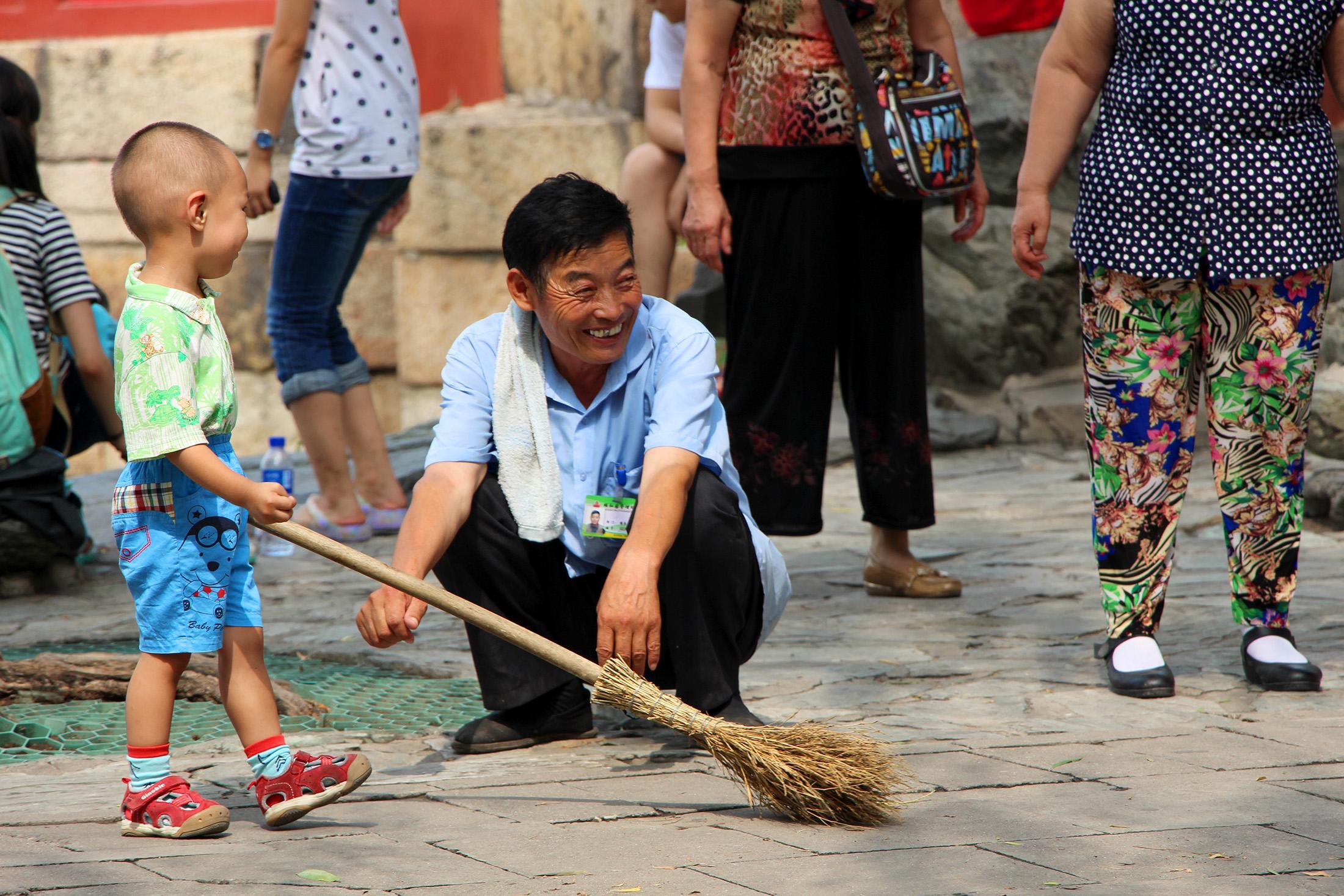 China y su gente